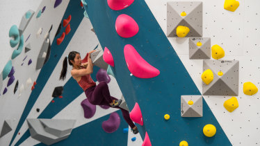 9 Degrees Bouldering Gym opened a new branch in Waterloo in August 2020.