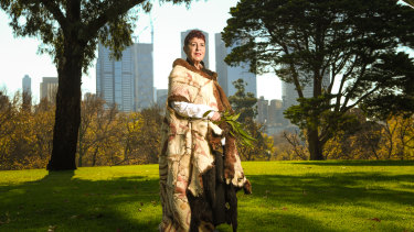 We haven't ceded sovereignty: Boon Wurrung Elder Carolyn Briggs says her  AM in the Queen's Birthday Honours is a recognition of her people.