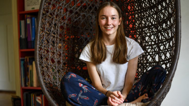 """Mollie McKenzie: """"I didn't have a goal ATAR; I just wanted to do my best and see where it got me."""""""