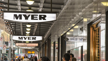 A landmark class action against department store giant Myer is set to continue.