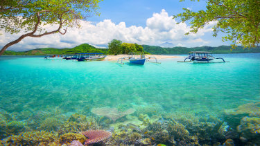 Lombok has experienced growth in tourism since the introduction of a Perth direct flight.