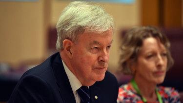 Ex-public service commissioner John Lloyd questioned APS 'groupthink'.