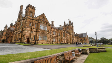 The University of Sydney has been in talks with the Ramsay Centre.