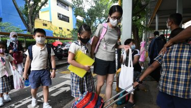 Singapore will open vaccination to adolescents as it battles a growing outbreak.