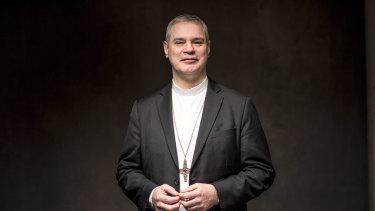 Catholic Archbishop of Melbourne Peter Comensoli.