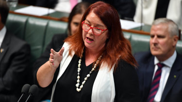 Durack MP and former environment minister Melissa Price.