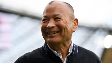 England rugby coach Eddie Jones has been linked to the Bulldogs. Don't believe the hype.