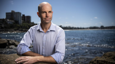 Climate lawyer David Barnden is now targeting the federal government over climate risk disclosure.