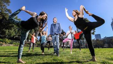 Radek Sali has invested in Wanderlust a wellness festival.
