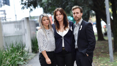 Joy Rowley's children Nadine Power, Renee Woolridge and Aaron Woolridge pushed for the coroner to investigate their mother's death.