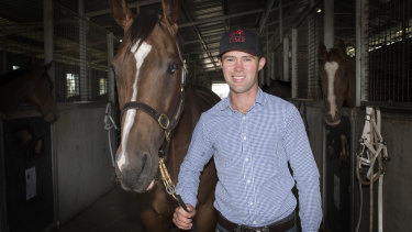 Cody Morgan has several chances on his home track at Tamworth on Thursday.
