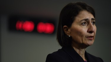 NSW Premier Gladys Berejikilian has warned that complacency is creeping into Sydney.