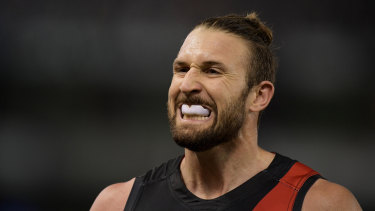 Cale Hooker will miss the start of Essendon's season.