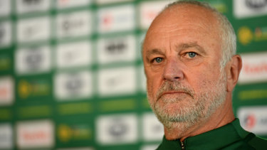 Socceroos coach Graham Arnold is unconcerned by a lack of recent game time for some of his players at club level.