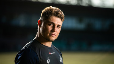 James O'Connor is being considered as an option for this weekend's Test against South Africa in Johannesburg.