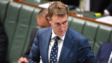 Attorney -General Christian Porter has asked the court to uphold the validity of the AFP raid warrant and secrecy laws.