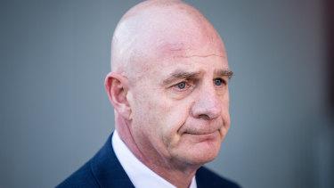Tasmanian Premier Peter Gutwein has called on sick people to seek COVID-19 testing.