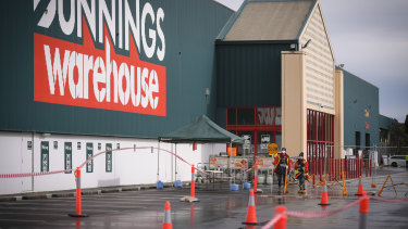 Bunnings is also rolling out a number of measures to prepare for silly season.