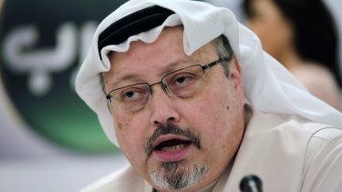 Saudi journalist Jamal Khashoggi. Saudi Arabia came under intense criticism for their role.