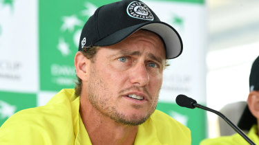 Lleyton Hewitt and Pat Rafter have a frosty relationship with Nick Kyrgios.