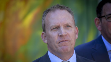 Kevin Roberts has been Cricket Australia CEO since October 2018.