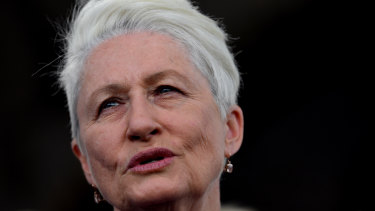 After a brief time as a federal MP, Kerryn Phelps looks ready to return to local politics.