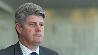 Local Government Minister Stirling Hinchliffe announced the Office of the Independent Assessor last year.
