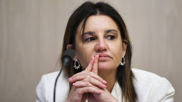 """The future of the """"medevac"""" bill is in the hands of Senator Jacqui Lambie."""