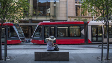 Transport Minister Andrew Constance says the government is prepared to increase light rail services to cope with a revived night time economy in the Sydney's CBD.