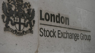 Analysts say the bid represents a vote of confidence in London as a financial hub post-Brexit.