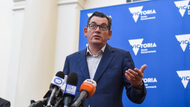 Daniel Andrews and Tim Pallas like to throw money at an issue and then see how it works.