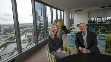 Marinus van Onselen and Sharon MacDonald say short-term tenants are running amok.