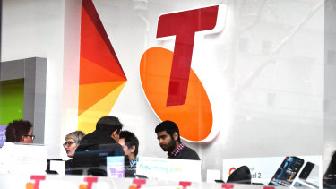 Telstra said the restructuring, which will eventually divide the existing group into four discrete units, is expected to be complete by December this year.