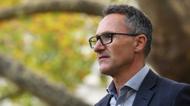 Greens leader Richard di Natale says the party now has clear processes for making and responding to complaints.