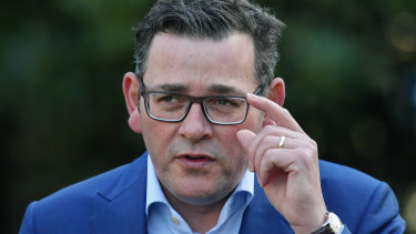 Victorian Premier Daniel Andrews has faced criticism for pressing ahead with the BRI agreement.