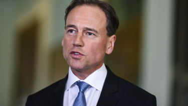 Federal Health Minister Greg Hunt will announce the creation of the national action plan on Friday.