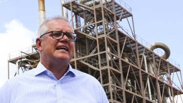 Prime Minister Scott Morrison said the government was focused on continuing to rebuild the economy and that manufacturing would play a key role.