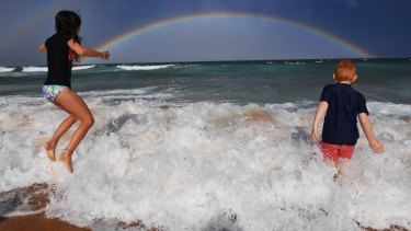 Sydney is expected to be hit by an extreme heatwave after Christmas Day.