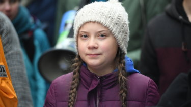 Swedish climate activist Greta Thunberg, 16, started a global campaign for student action that will culminate in an international day of strike action by students on March 15.