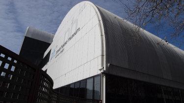 Lionel Glendenning's award-winning Wran building at Ultimo..