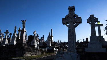 A significant number of funerals are paid for in cash.