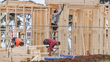 The construction sector is calling on governments to invest in social housing, kick-start the economy and helping deal with rising homelessness.