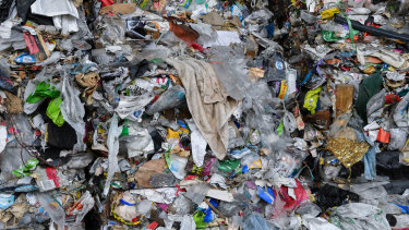 Soft plastics, such as chip bags and wrappers, are far harder to recycle than hard plastics such as water bottles.