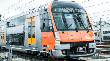 The NSW government has ordered another 17 Waratah trains, the first of which is expected to begin services in August next year.