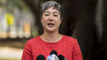 "NSW Greens MP Jenny Leong says the policy will ""revolutionise"" the public transport system."