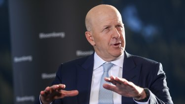 Goldman Sachs CEO David Solomon has been pushing to return staff to the office.
