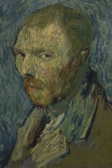 A confirmed Vincent van Gogh, his 1889 self-portrait.