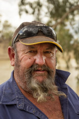 Brewarrina Mayor Phil O'Connor.