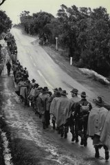 """""""More than 300 police and 200 soldiers yesterday searched new areas of French's Forest for clues to the kidnapping of Graeme Thorne."""" July 13, 1960."""