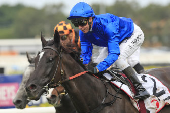 Godolphin heavyweight Avilius is a three-time group 1 winner and looks very well treated in The Doncaster Mile.